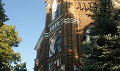 Neogotycki kościół poewangelicki z 1893 roku