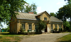 Dwór w Lesznowoli