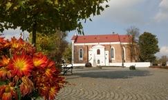 Kościół pw. św. Mikołaja Biskupa w Tarczynie
