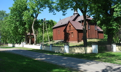 Kościół pw. Świętej Trójcy w Lutkówce