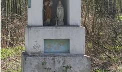 Kapliczka w Jeziórce