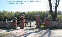 Cmentarz rzymsko-katolicki w Jeziórce
